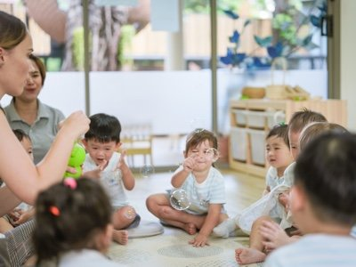 Afterschool Kindergarten Clubs at Raintree International